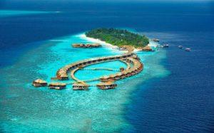 Lily Beach Resort & Spa, Мальдивы