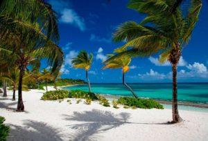 Остров Джамби Бэй, Антигуа