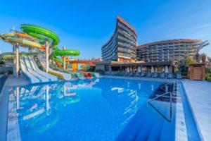 Новые отели в Турции